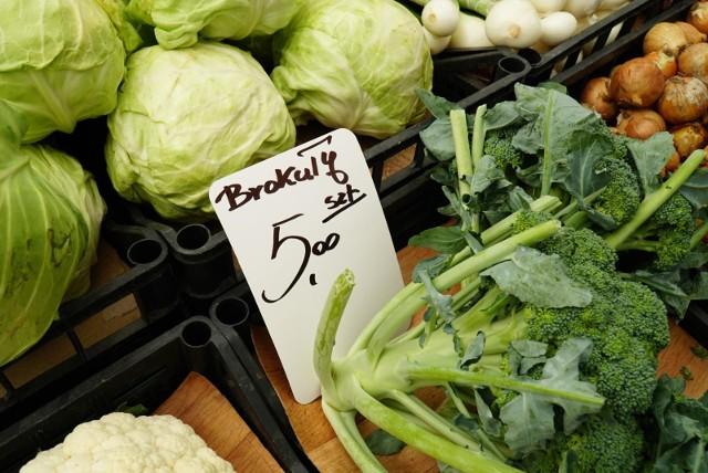 W sierpniu br, warzywa  były droższe o 34,8 proc. względem sierpnia 2018 r.
