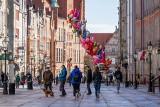 Wielkanoc 2021. Wiele osób wybrało się na świąteczny spacer po parku Oruńskim i śródmieściu Gdańska [zdjęcia]