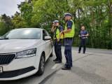Akcja drogówki na krajowej 94. Posypały się mandaty, w akcji policyjne drony