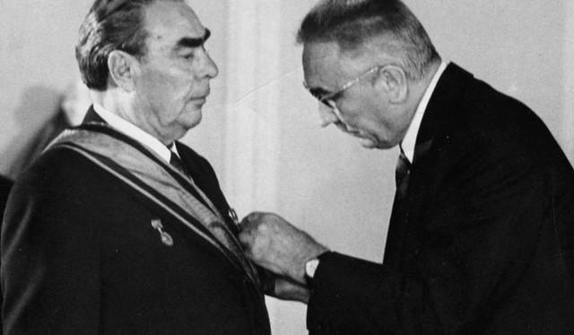 Śląsk odwiedzili m.in. Leonid Breżniew i Fidel Castro