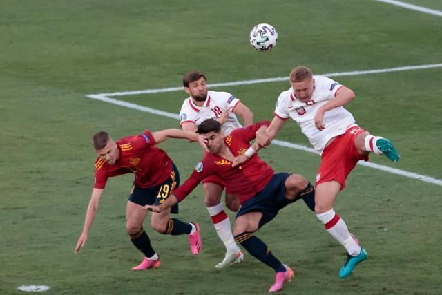 W meczu z Hiszpanią Polacy bronili jak lwy. Ze Szwecją trzeba będzie zaatakować