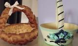 Wielkanoc 2021. Oryginalne koszyki wielkanocne - wiklinowe, szklane, ceramiczne, ze sznurka czy ciasta [Zdjęcia]