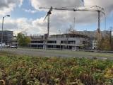 Budują biurowce obok SCC. To Carbon Office i Silesia for Business ZDJĘCIA, WIZUALIZACJE