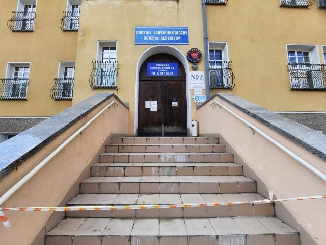 Szpital powiatowy w Kluczborku
