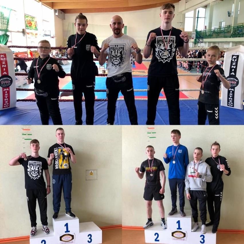 Lubuscy kickboxerzy zdobywali medale na Mistrzostwach Polski...