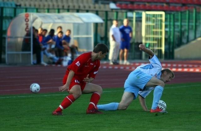Piłkarze Stali Sandeco nie będą mieć w weekend okazji do rewanżu na Hetmanie.
