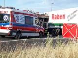 W wypadku pod Stargardem zginął motocyklista. Kierowcy ciężarówki grozi do 8 lat więzienia