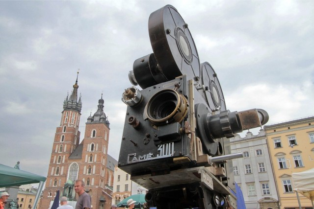 W najbliższych miesiącach w Krakowie będzie realizowany projekt filmowy Netflixa
