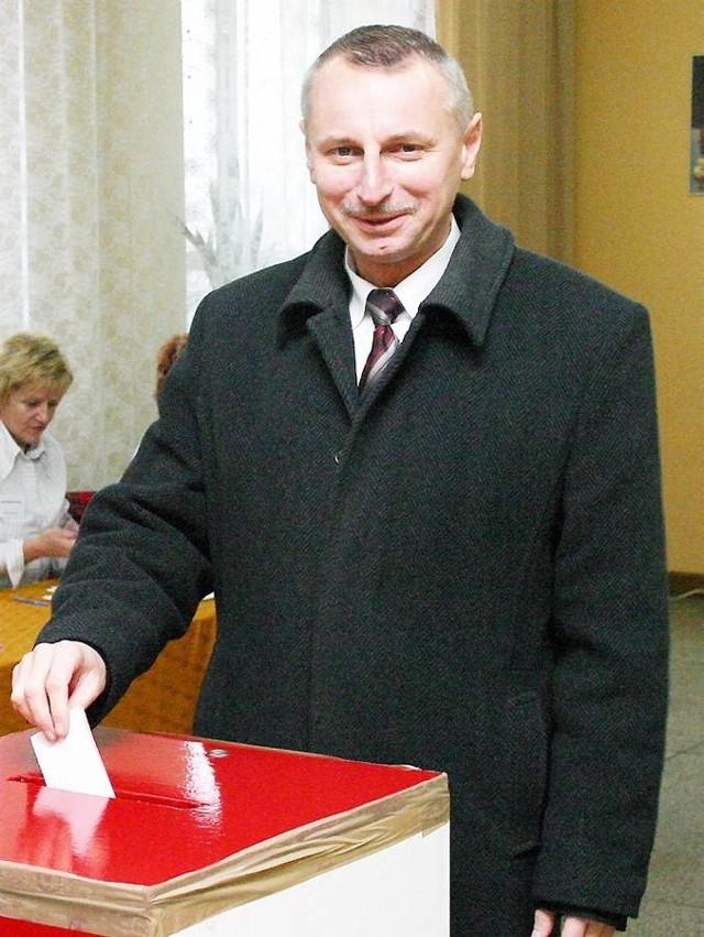 Prezydent Ryszard Brejza zapewnia, że nie myśli jeszcze o wyborach