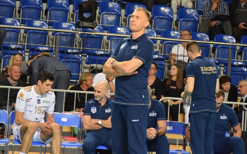Nikola Grbic bardzo chwali sobie profesjonalizm, jaki zastał w Grupie Azoty ZAKSA Kędzierzyn-Koźle.