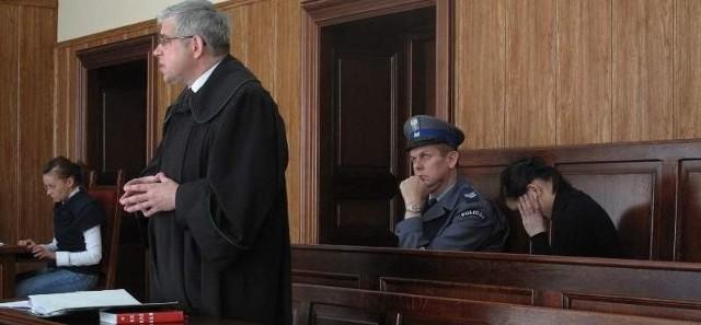 Aleksandra S. usłyszała wyrok. Za przyczynienie się do wypadku ze skutkiem śmiertelnym dostała 2 lata więzienia.