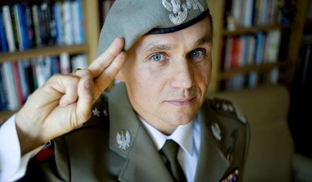 Jednym z gości będzie Roman Polko, generał