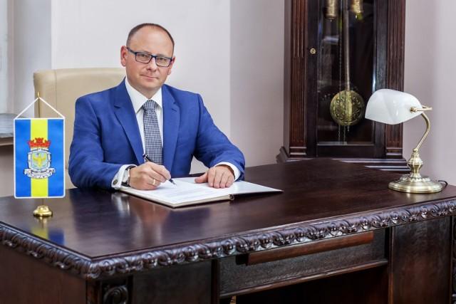 Dariusz Skrobol burmistrzem Pszczyny na lata 2018-2023