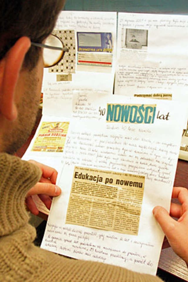 Dostaliśmy Rysunki I Wiersze Nowości Dziennik Toruński