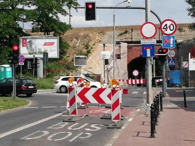 Przystanek kolejowy będzie ulokowany w rejonie wiaduktu ul. Kościelnej