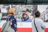 """""""Żywie Białaruś! Niech żyje Białoruś!"""". Wernisaż wystawy w Europejskim Centrum Solidarności w Gdańsku"""