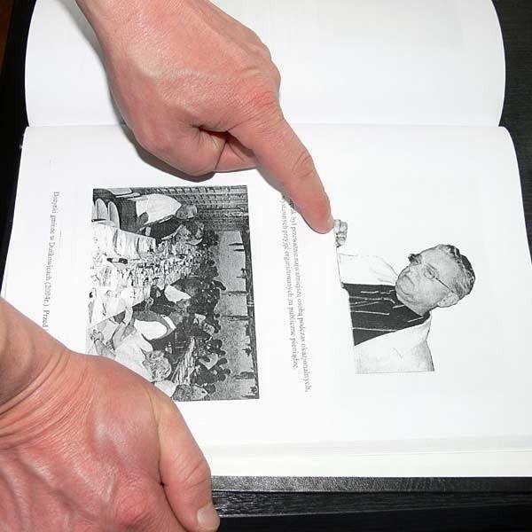 Mieszkańcy chętnie czytają dzieje kultury Radymna według Gila.