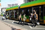 Tramwaj linii 18 jeździł na Franowo, teraz kursuje na os. Sobieskiego. Czy powróci na swoją trasę?