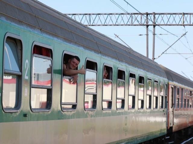 Na tory ruszą wakacyjne pociągi, w naszym regionie będzie więcej połączeń, szczególnie do Ustki i Łeby.