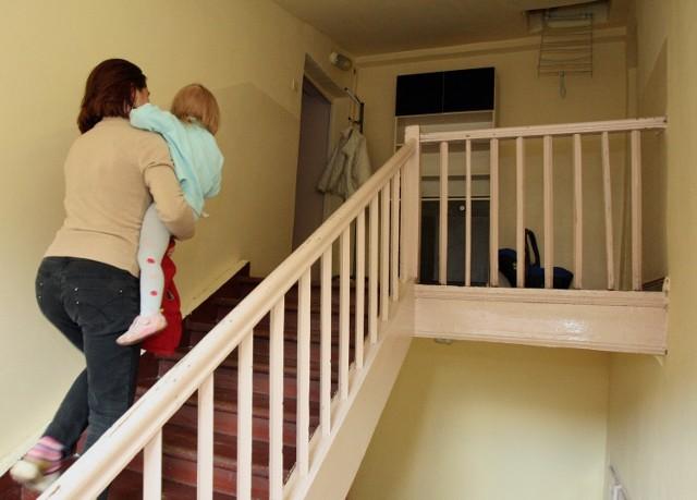 Łódzki ośrodek dla matek z dziećmi nie spełnia wymogów przeciwpożarowych