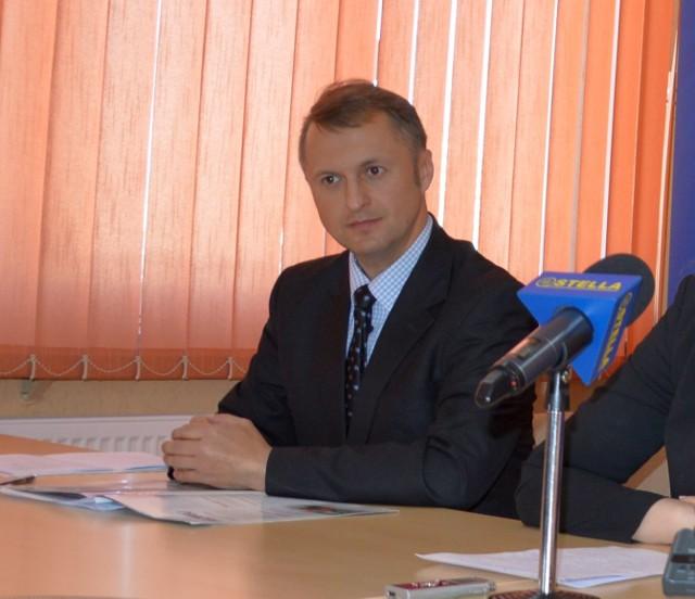 W imieniu Platformy Obywatelskiej petycję do władz miasta odczytał Dariusz Przytuła.