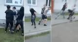 Brutalna bójka w Mirosławcu Górnym. 16-latka została raniona nożem [zdjęcia, wideo]
