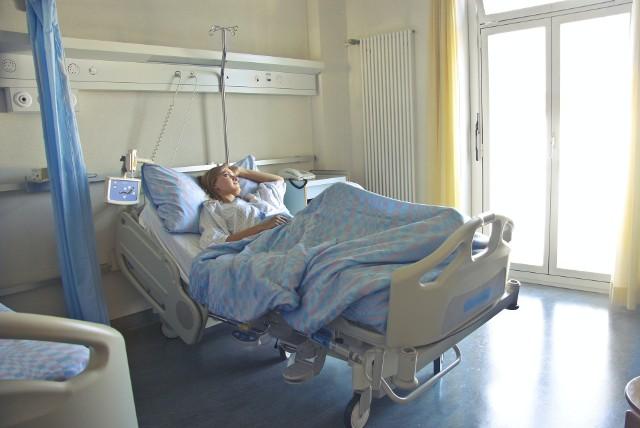 W dobie pandemii szpital zużywa ogromne ilości tlenu.