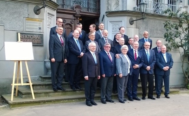 Na Politechnice Łódzkiej obraduje prezydium Konferencji Rektorów Akademickich Szkół Polskich.