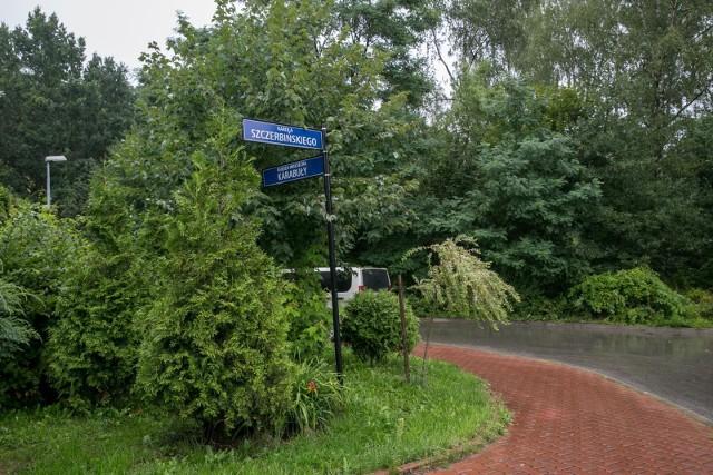 Rejon ulicy Karabuły i Szczerbińskiego