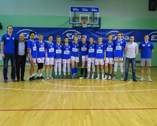 Enea AZS Poznań zagra w tym roku jako jedyna drużyna z Wielkopolski w finałowym turnieju MP do lat 22