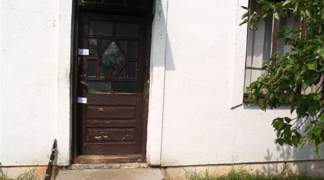 Dom, w którym doszło do tragedii.