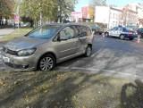 Wypadek na ul. Lutomierskiej. Dwoje dzieci w szpitalu