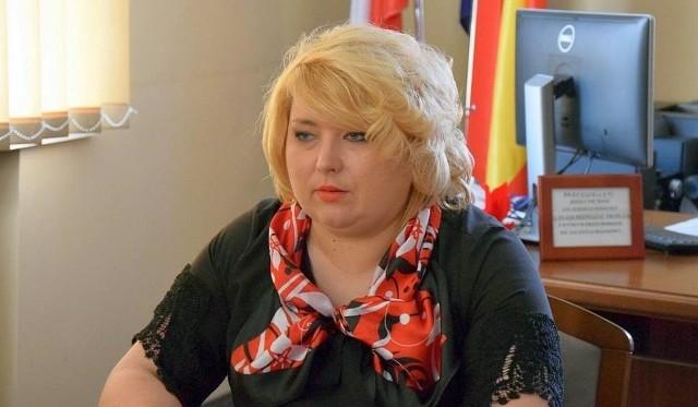 Ewa Kulikowska, burmistrz Sokółki