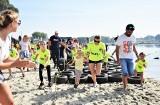 Run fit dla dzieci nad Jeziorem Tarnobrzeskim. Przeszkody i wielkie emocje! [ZDJĘCIA]