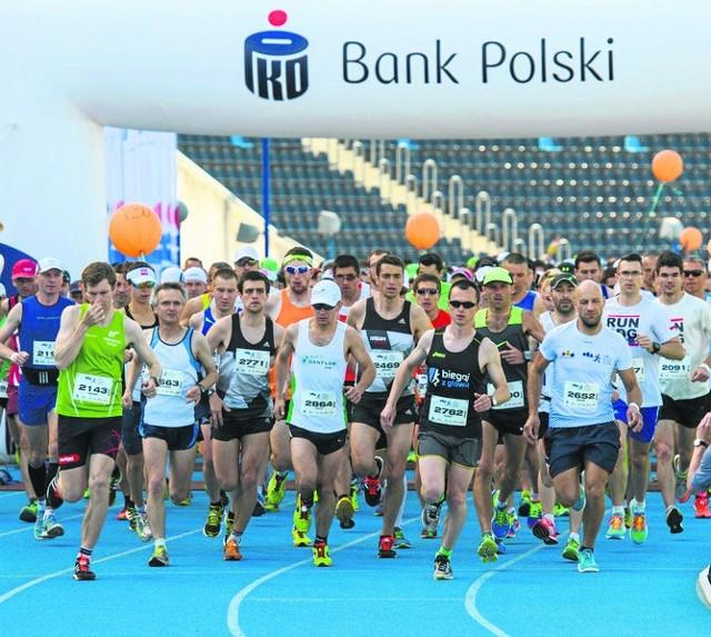 PKO Bank Polski już po raz drugi wspiera PKO Bydgoski Festiwal Biegowy.