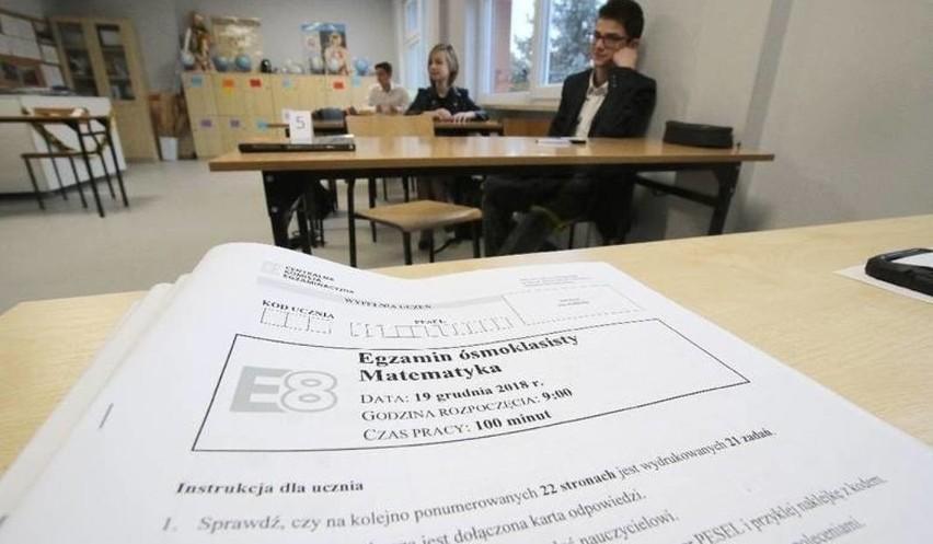 Egzamin ósmoklasisty 2019 POLSKI ODPOWIEDZI