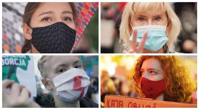 Poznań jest jednym z miast, gdzie protesty przeciwko wyrokowi Trybunału Konstytucyjnego stwierdzającemu niezgodność aborcji eugenicznej z konstytucją, są najliczniejsze. Zobacz galerię twarzy kobiet, które mimo pandemii wyszły na ulice, by głośno wyrazić swój sprzeciw.  Zobacz zdjęcia ---->