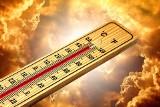 Rekordowe temperatury w Kujawsko-Pomorskiem. Kiedy i gdzie było najcieplej?