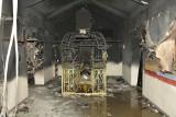 Pożar w grobowcu cadyka Elimelecha w Leżajsku. Policja wyklucza podpalenie [WIDEO]