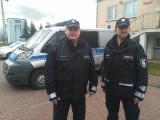 """Policjanci z Wielunia eskortowali do szpitala chore dziecko. """"Policjanci spisali się na medal"""""""
