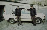 Poznańska straż miejska świętuje 30 lat! Na początku miała mundury jak w USA. Zobacz archiwalne zdjęcia