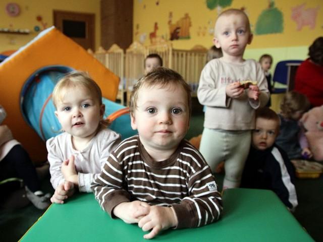 Do żłobka przy ul. Broniewskiego chodzi w tej chwili 110 maluchów. Na liście rezerwowej placówka ma ponad 200 dzieci.