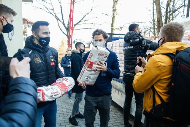 Gdańscy sportowcy włączyli się w pomoc remontowanej klinice Uniwersyteckiego Centrum Klinicznego