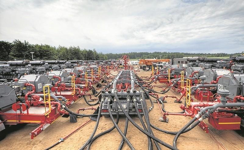 Irlandzki San Leon Energy prowadzi w Lewinie pod Wejherowem...