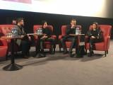 Kordian Piwowarski i Nikodem Rozbicki w Katowicach opowiadali o filmie Miszmasz, czyli Kogel Mogel 3