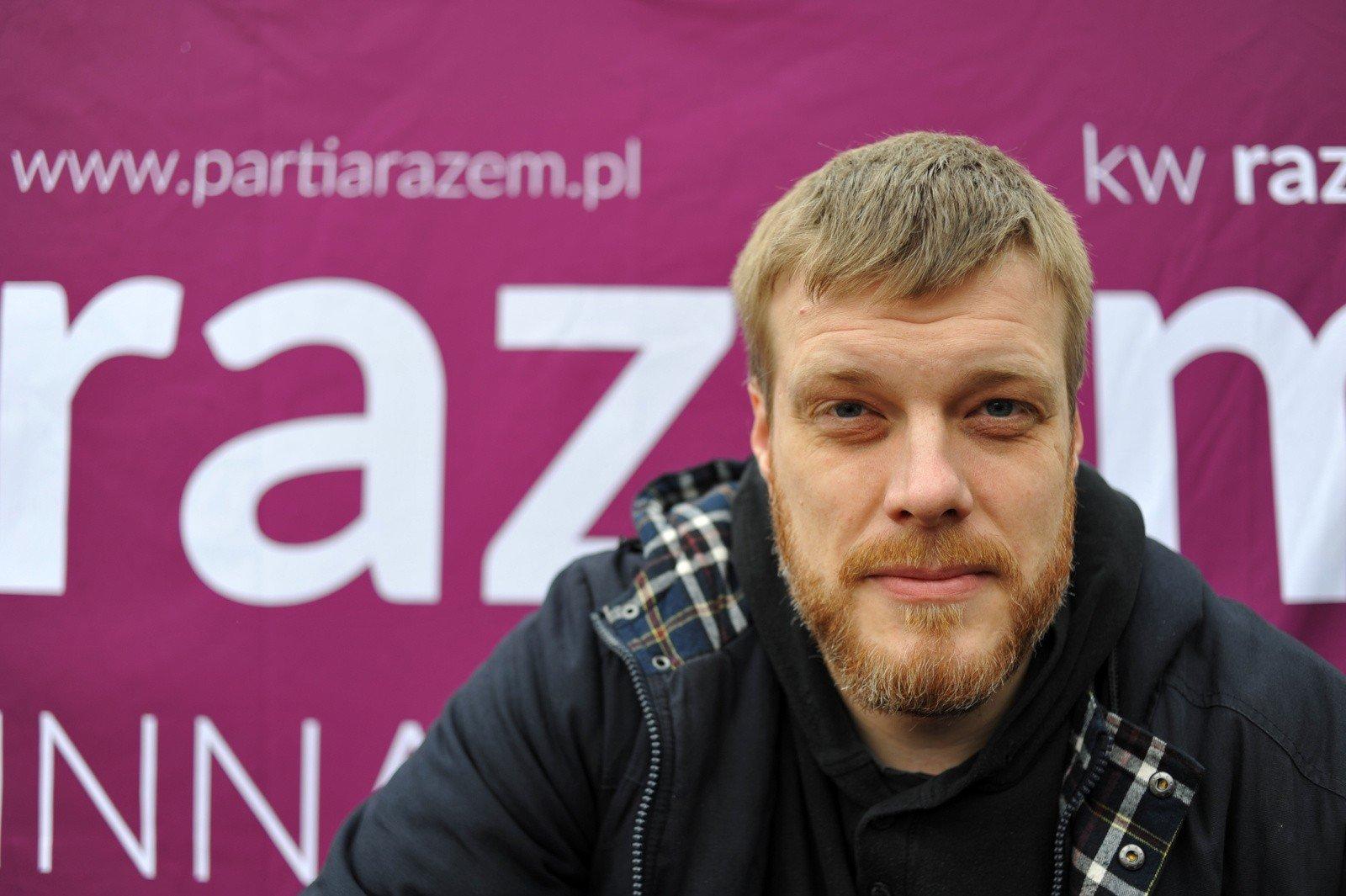 c5ad94a27ff59a Adrian Zandberg: Partia Razem reprezentuje realnych pracowników. Tych z  Mordoru, i tych z McDonald's | Polska Times