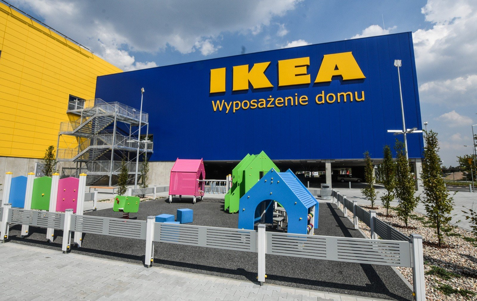 Ewakuacja W Ikei W Bydgoszczy Bo Zapalil Sie Karton W Kuchni