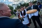 Dożynki w gminie Puck. Najpiękniejszą wsią gminy zostało Żelistrzewo! Najładniejszy wieniec dożynkowy stworzyło Mieroszyno