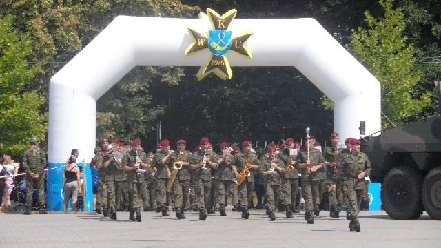 Święto Wojska Polskiego w Tychach i 40. urodziny WKU w Tychach
