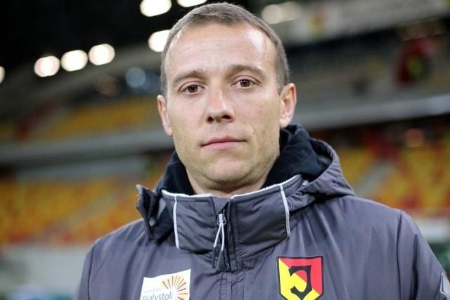 Rafał Grzyb: Nie możemy sobie pozwolić na stratę takich bramek